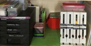 Inkpad Storage