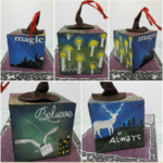 Harry Potter Popup twist cube